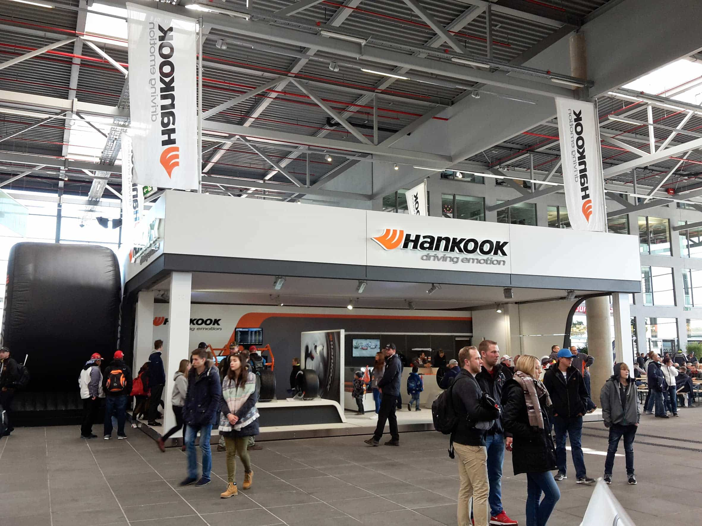 Hankook brandworld 1